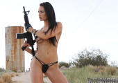 Rosie Revolver 14 picture galleries and 5 clips