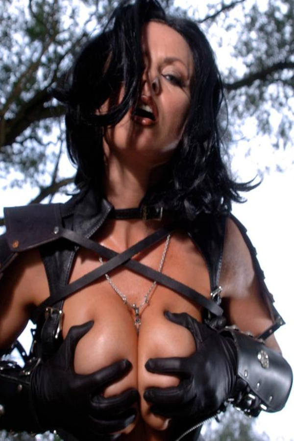 Cyber Angel Vanessa big tits