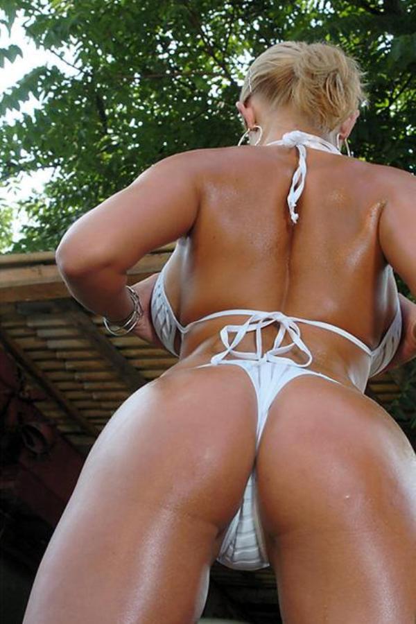 Cyber Angel Yana nice butt